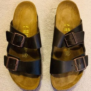 Birkenstock Sandals Size 10 Women's Worn Once